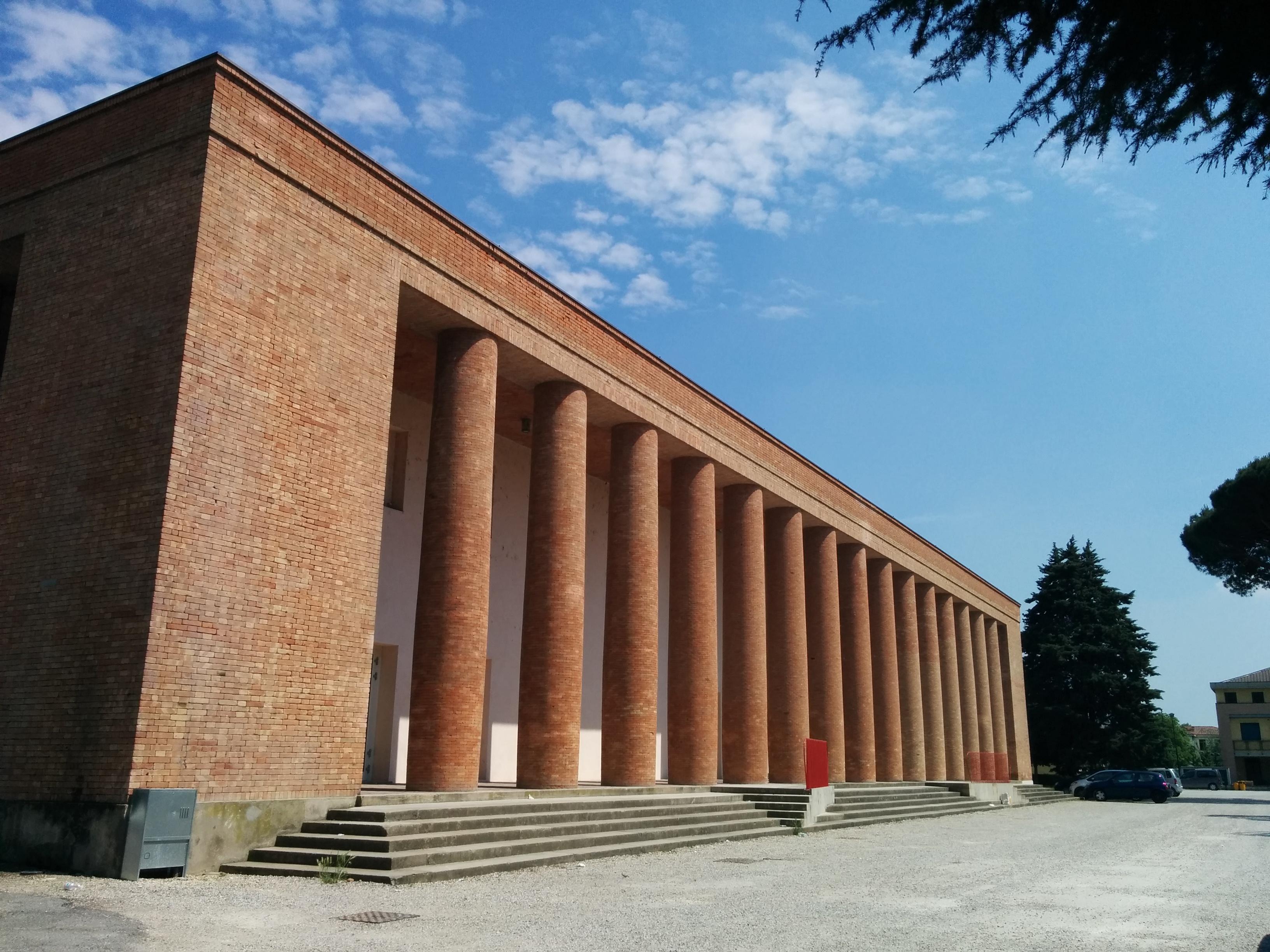 """Il Centro Culturale - Biblioteca """"A. Mantegna"""""""