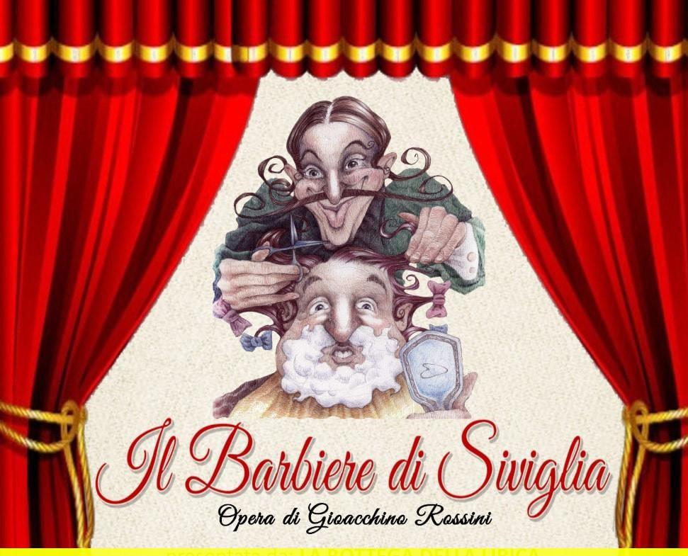 Presentazione spettacolo Il Barbiere di Siviglia a Piazzola sul Brenta