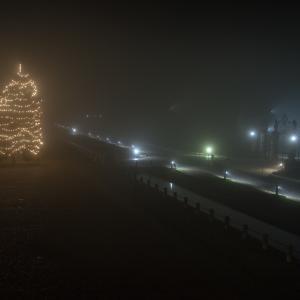 Piazzola, allestimento natalizio