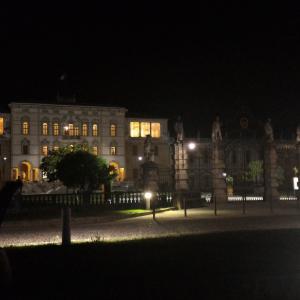 Villa, luci e ombre