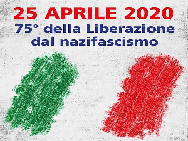 Celebrazione del 25 Aprile 2020