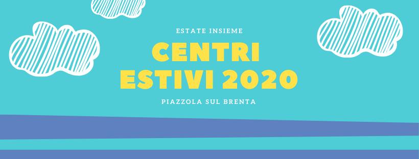 Centri estivi 2020