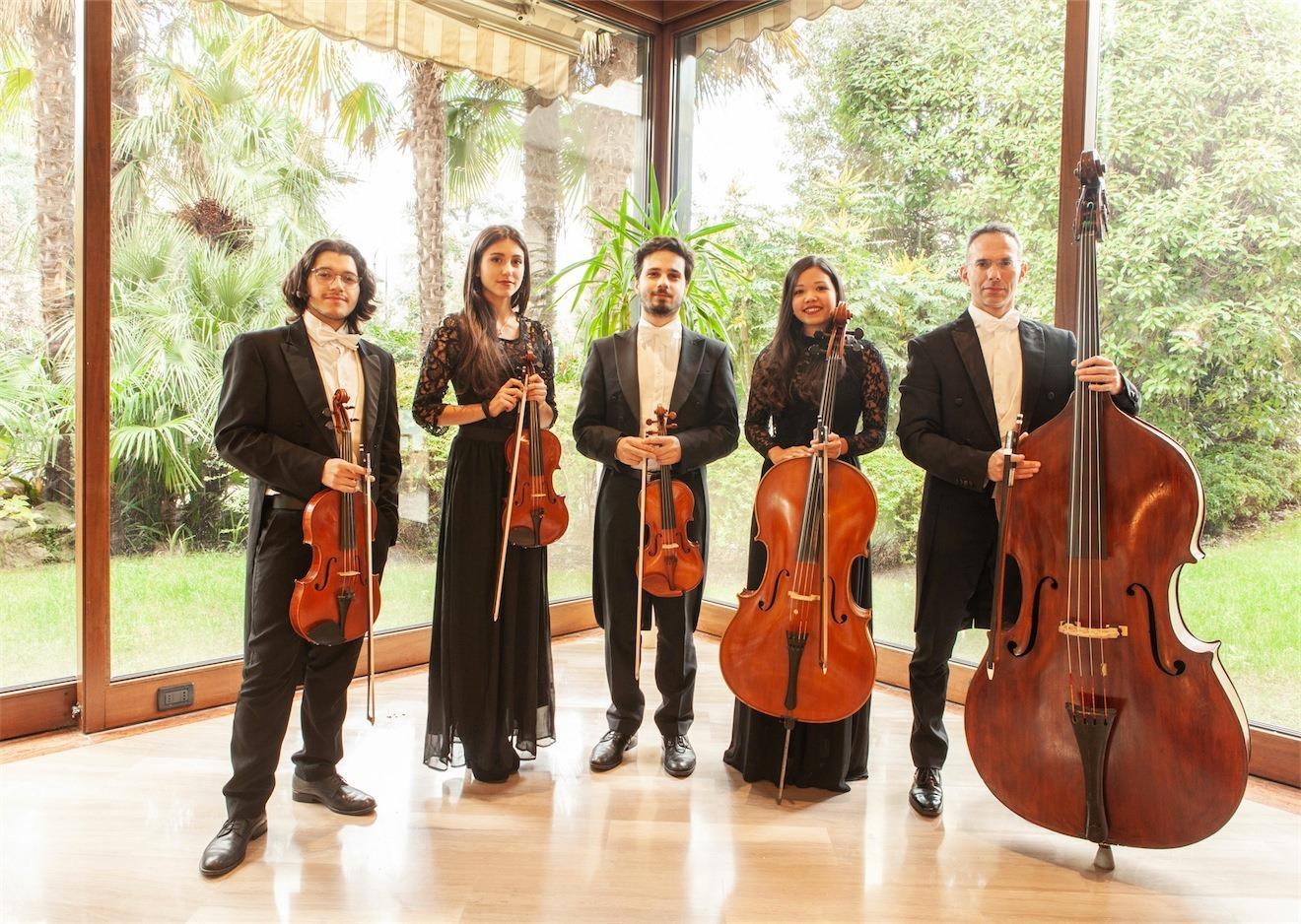 Concerto d'archi a Isola Mantegna