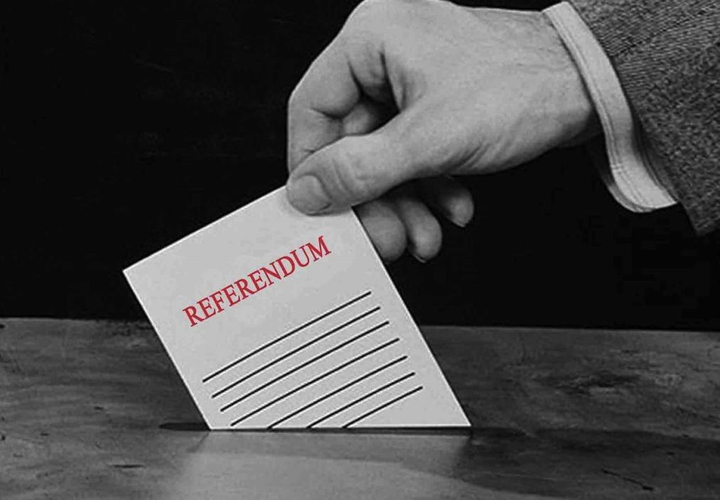 Indizione del referendum costituzionale ex art. 138 della Costituzione