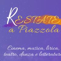 Logo R-Estate a Piazzola 2020