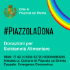 Emergenza COVID-19: #PiazzolaDona